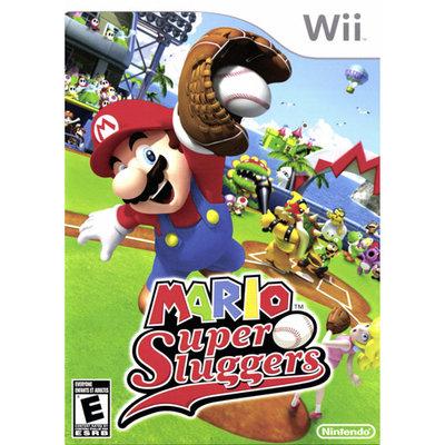 Nintendo 045496901165 Mario Super Sluggers for Nintendo Wii