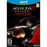 Nintendo Ninja Gaiden 3: Razor's Edge Wii U Game