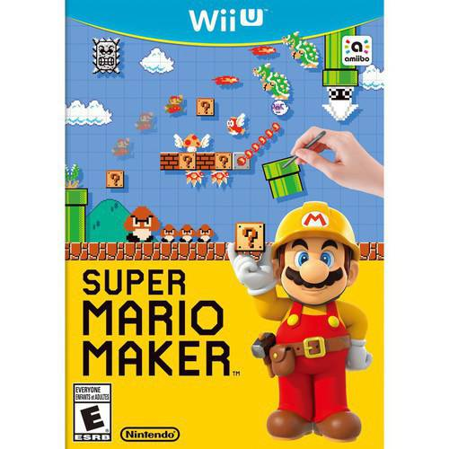 Nintendo Wii U - Super Mario Maker