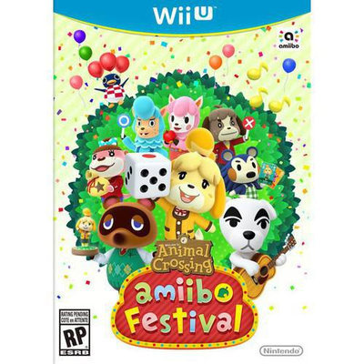 Animal Crossing: amiibo Festival for Nintendo Wii U
