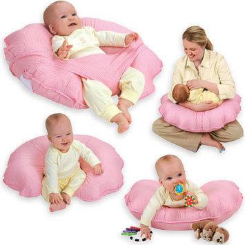 Leachco Cuddle-U Nursing Pillow And More - Pink Pin Dot
