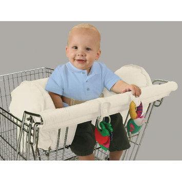 Baby Bjorn Organic Smart Prop R Shopper - Body Fit Shopping Cart Cover
