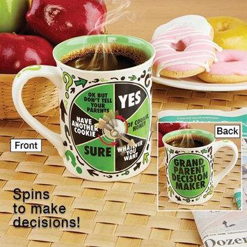 Shopgetorganized Grandparent Decision Mug
