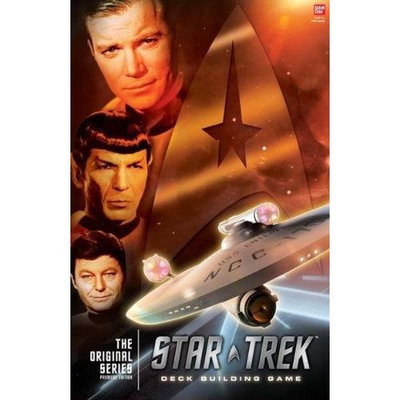 Alliance Game Distributors Star Trek The Original Series Deck Building Game