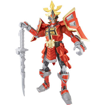 Bandai Power Rangers Samurai Fire Ranger Battlized Action Figure