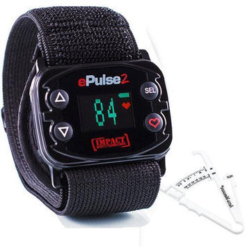 Impact Sports Technologies ePulse2 Heart Rate Monitor w Personal Body Fat Tester