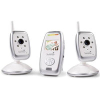 Summer Infant 29030 Sure Sight Digital Video Monitor With Extra Camera