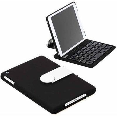 SHARKK Apple iPad Mini Bluetooth Keyboard Clamshell Case w/ 60 Hour Battery