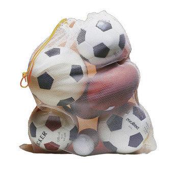 Flaghouse Ball Bag Color: White