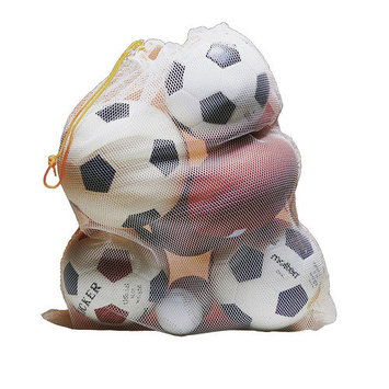 Flaghouse Ball Bag Color: Red