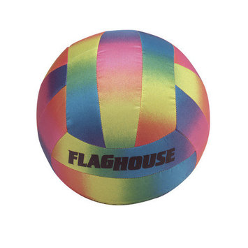 Flaghouse Far Out Flyer Volleyball
