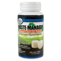 Four Paws Waste Manager Natural Clean-Up Tablets
