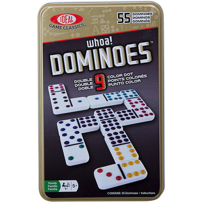 Fundex 5409 Dominoes Double Nine
