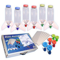 7316 6 Piece Water Rocket Class Pack QUSH7316 QUEST