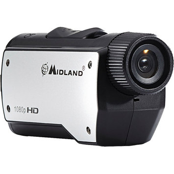 Midland XTC280VP HD Action Video Camera - Black/Silver