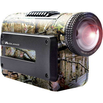 Midland Radio Corporation HD 1080p Mossy Oak Camo Action Video Camera