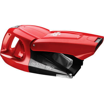 Royal Floor Care BD10175 Gator 18Volt Cordless Hand Vac with Detachable Brushroll