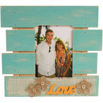 Walnut Hollow Rustic Pallet Frame 12