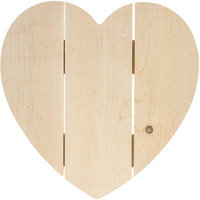 Walnut Hollow Rustic Heart 14