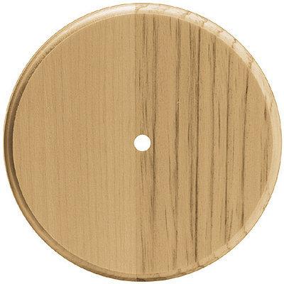 Walnut Hollow Large Round Wood Clock 7