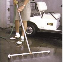 Sport Supply Jet Blast Water Broom - 48