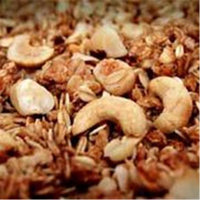 New England Natural Baker Granola Save The Forest Nut