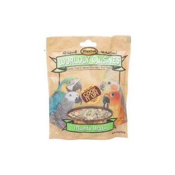 Higgins Worldly Cuisines Brazil Cooked Bird Food 4oz