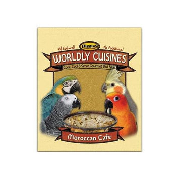 Higgins Worldly Cuisines Moroccan Cafe Cook, Cool & Serve Gourmet Bird Food