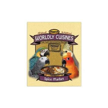 Higgins Worldly Cuisines Spice Market Cook, Cool & Serve Gourmet Bird Food (4 oz.)