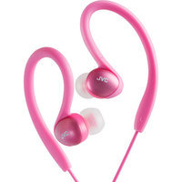 Victor Company Of Japan, Limited JVC America HAEBX5PN InnerEar clip Headphone Pink