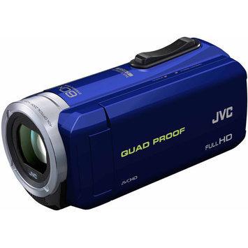 JVC GZ-R10 Quadproof Full HD Camcorder Blue