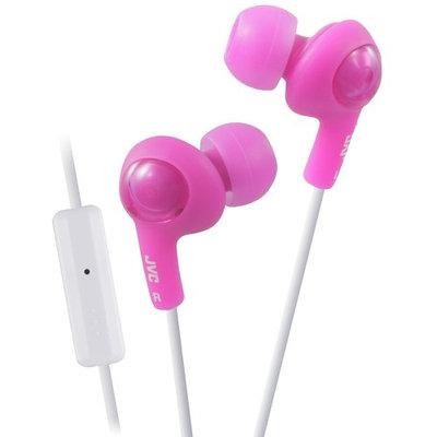 Jvc Gumy Plus In-ear Headphones-peach Pink HA-FR55-P