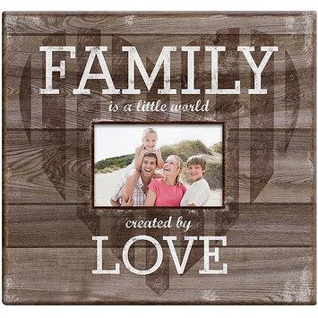 Mbi Family Love Post Bound Scrapbook W/Window 12X12