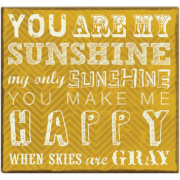 Mbi You Are My Sunshine Post Bound Scrapbook 12X12