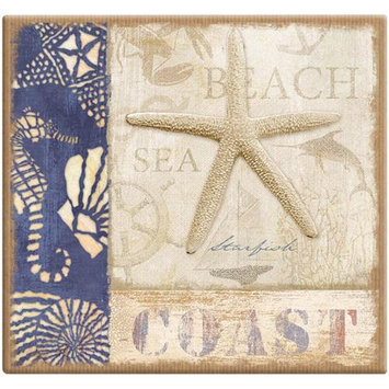 Mbi Beach Coast Post Bound Scrapbook 12X12