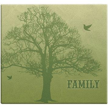 Mbi Family Tree Post Bound Scrapbook, 12