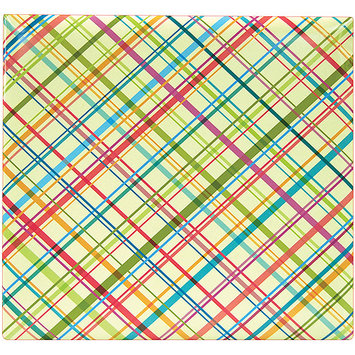 MBI Criss Cross Postbound Album, 12