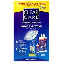 Clear Care Bonus Pack (35 oz.)