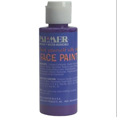 Palmer 180000-2803 Face Paint 2 Ounces-Green