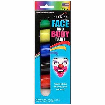 Palmer Face Paint Set set of 6