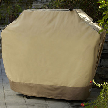 Sure Fit Patio Armor Wide Two-Tone Grill Cover
