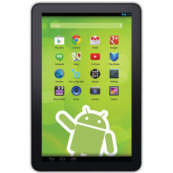 Zeki Tbqg1084b 10 Quad Core Google[r] Tablet