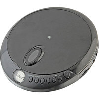 GPX PC301B BLACK PERSONAL CD PLAYER LCD DISPLAY IN