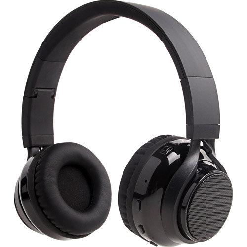 Dpi Inc Bluetooth Stereo Headphones w/ Speakers
