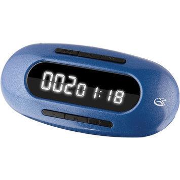 GPX Blue 4GB MP3-WMA Digital Audio Player - MW151BU