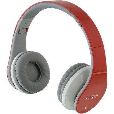 Dpi Ilive Iahb64r Bluetooth Headphones Built In Microphone