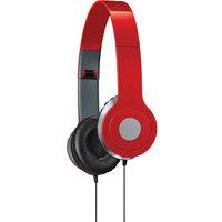 Ilive Iah54r On-ear Headphones [red]