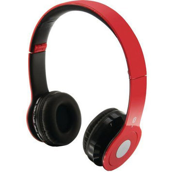 Ilive Iahb16r Wireless Headset [red]