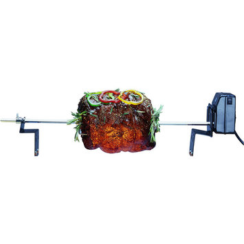 Char-Broil 2584727 Deluxe Electric Rotisserie grill