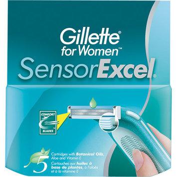 Gillette Women Sensor Excel Cartridges